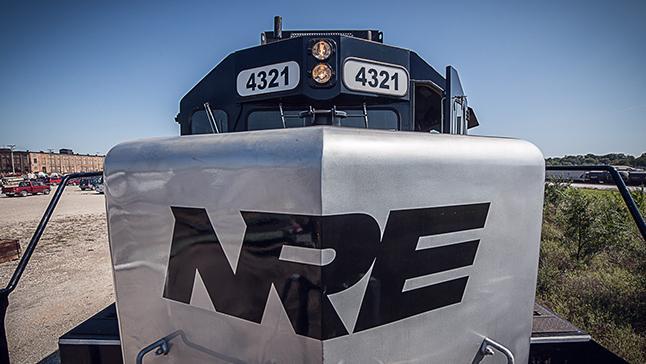 Locomotive Spotlight: SD40s in Africa
